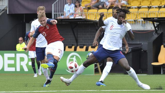 Norge banket England – klare for U20-VM etter 26 år