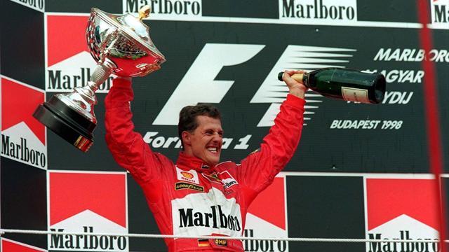 """Schumachers Sternstunde: """"Die wichtigsten 19 Runden meiner Karriere"""""""