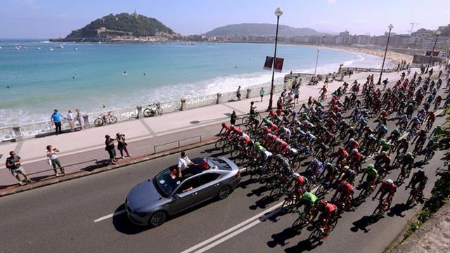El GPS mejorará la seguridad y el seguimiento de la Clásica San Sebastián