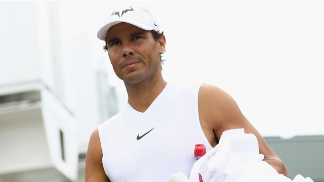 Nadal toujours sur le trône, aucun changement dans le top 10