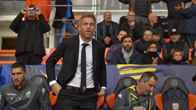 Lorient enchaîne, zéro pointé pour Nancy