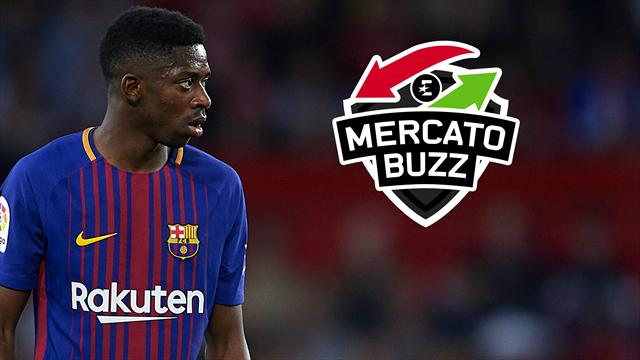 Déçu du Barça, Dembélé a des sorties de secours