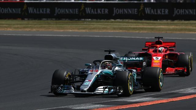 Vettel-Hamilton, dernier duel avant la trêve