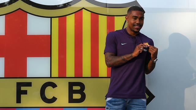 Malcom, sur sa signature de dernière minute au Barça : «J'ai toujours été tranquille»