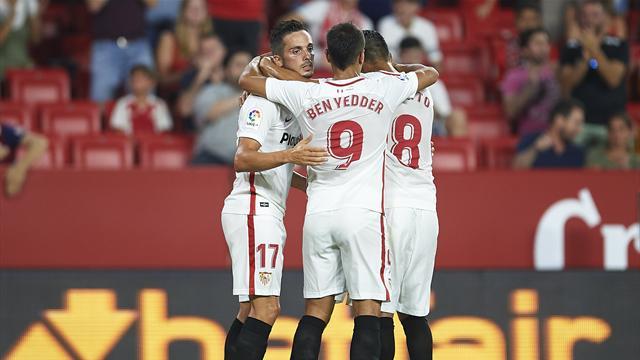 L'Atalanta, Leipzig et Séville s'en sortent, Feyenoord et le Zénit battus