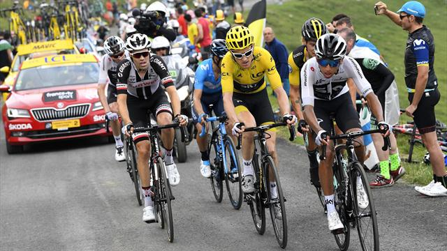 Contador en Eurosport: ¿Cómo atacaría Alberto en el Tourmalet?