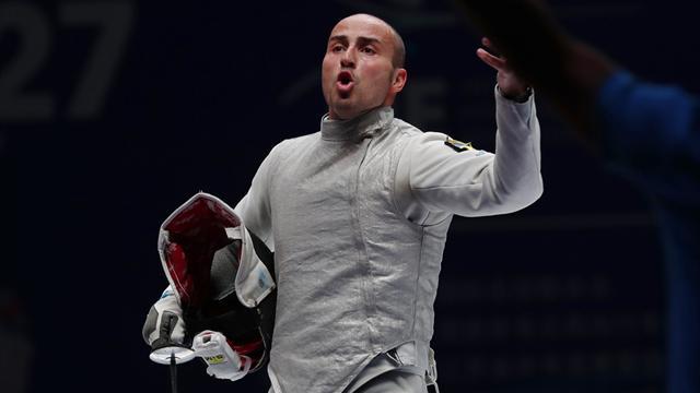 Alessio Foconi ancora in trionfo, terzo posto per Giorgio Avola