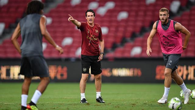 Deux mois après l'avoir quitté, Emery retrouve déjà le PSG