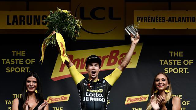 Роглич выиграл 19-й этап