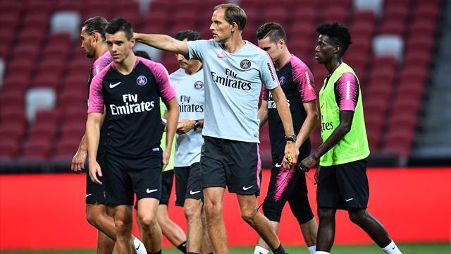 Tuchel : «Succéder à Wenger ? La question ne s'est pas posée»