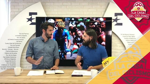 La Casa del Ciclismo (19ª etapa): La consagración de Roglic y la valentía de Landa