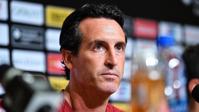 Emery : «Je suis très reconnaissant envers le PSG»