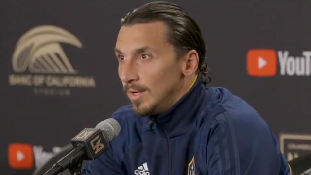 Ибрагимович сравнил дерби с«Лос-Анджелесом» стренировкой
