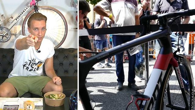 Café Tour - Echter Hingucker: So cool ist das Rad von Dumoulin