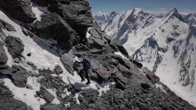 Sports extrêmes - L'incroyable exploit d'Andrzej Bargiel