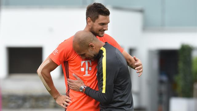 Shaqiri shines in Liverpool debut, City beat Bayern