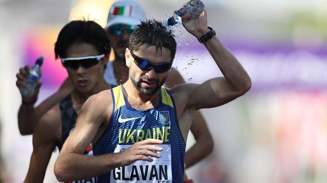 Всписок стран свысоким риском использования допинга попали Республика Беларусь иУкраина