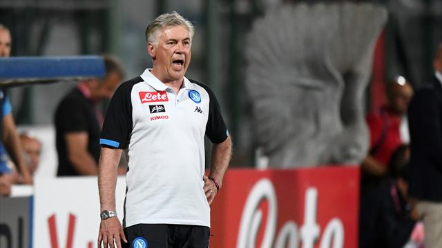 Napoli, Ancelotti: