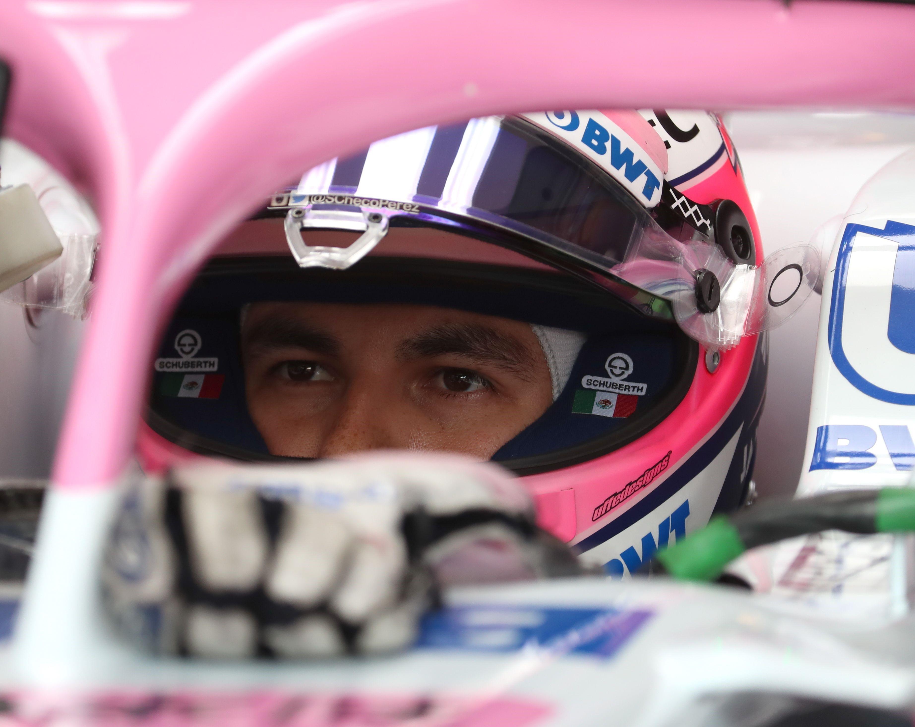 Sergio Pérez (Force India)