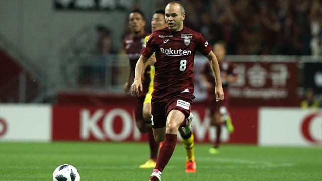 😲🇯🇵 Suspendido un jugador del Vissel Kobe por filtrar información de Iniesta y otras curiosidades
