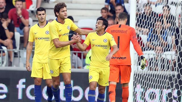 Birthday boy Pedro scores but Chelsea need penalties to beat Inter