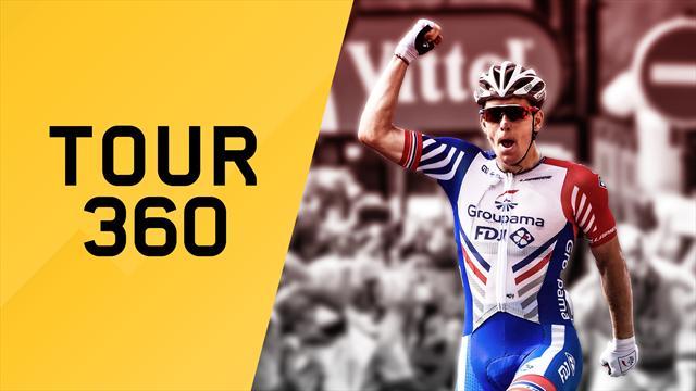 """""""Tour 360"""": Veglioni, volate e canzoni... Tutto il meglio e il dietro le quinte della 18a tappa"""
