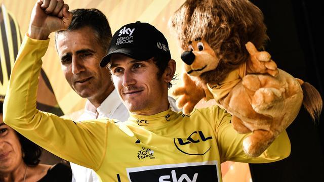 Tour oder Giro? Thomas hat klare Tendenz