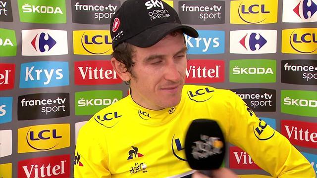 «Последний раз я плакал, когда женился». Сенсационный чемпион «Тур де Франс» счастлив до слез