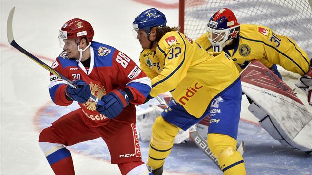 ЦСКА назвал причину вывода изсостава хоккеиста Шумакова