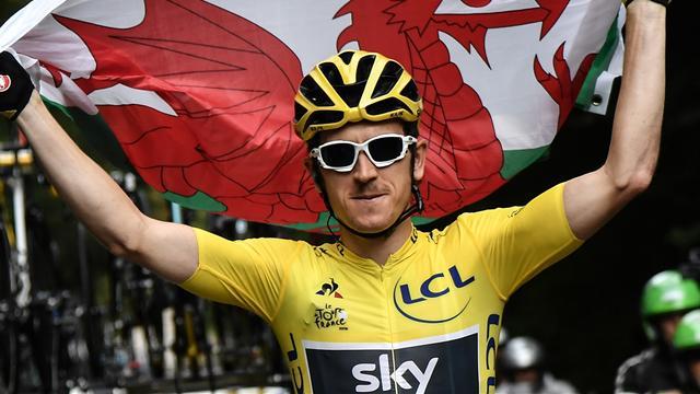 Кристофф выиграл 21-й этап «Тур де Франс», но главный герой Гранд-тура – Томас