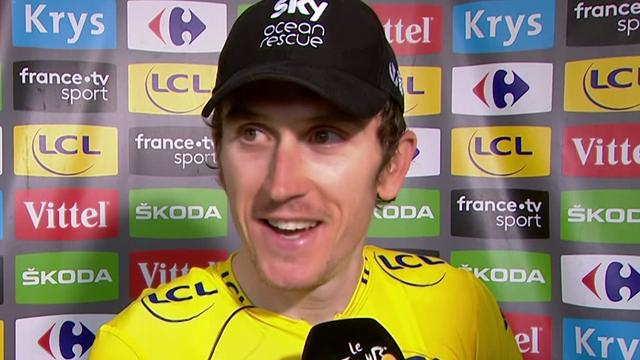 Geraint Thomas: It is the stuff of dreams