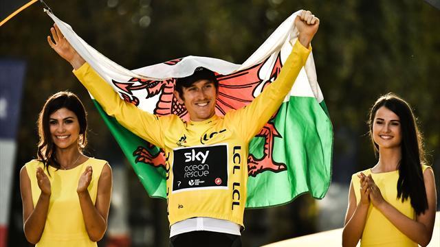 Thomas wins Tour de France as Kristoff triumphs in Champs-Elysees sprint