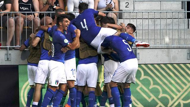L'Italia c'è, il talento anche: ora sta ai club non disperdere questo patrimonio