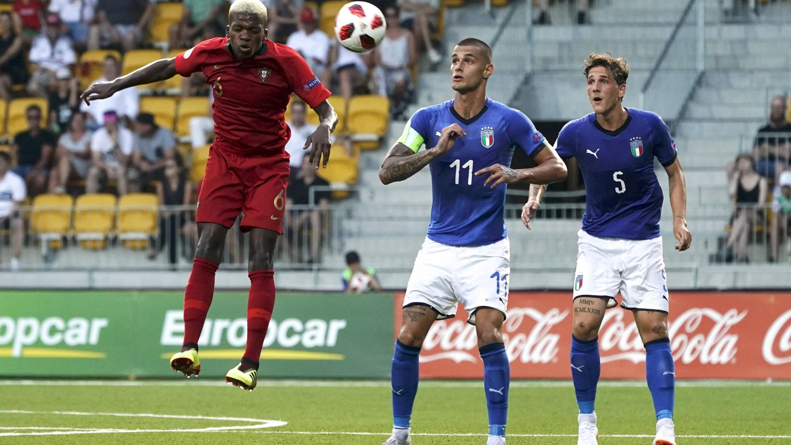 Em Portugal Gegen Kroatien