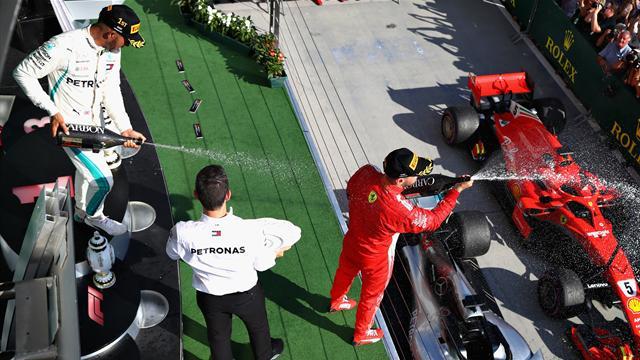 Bonus-malus : Mercedes avait tendu un piège à Ferrari