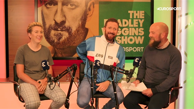 The Bradley Wiggins Show: Tour win will be bigger than Olympic gold for Geraint Thomas