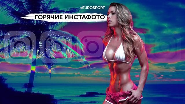 Бушар в бассейне, утро Ефимовой и еще 10 фото спортсменок, вдохновляющих на подвиги