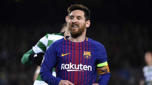Messi nommé capitaine du Barça