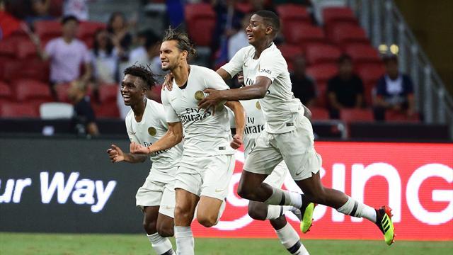 Et Postolachi a surgi pour offrir la victoire à Paris : le résumé de PSG – Atlético en vidéo