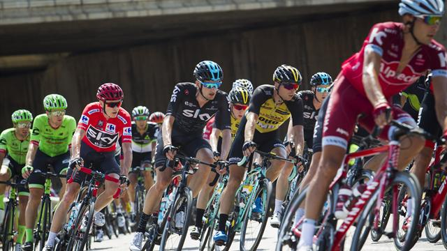 Watch La Vuelta LIVE on Eurosport Player