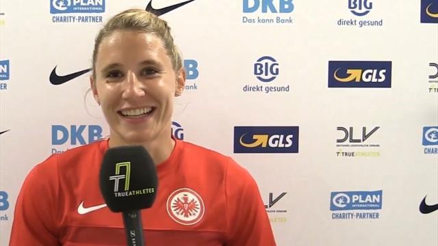 Eintracht, Sushi & Kovac: Siebenkämpferin Schäfer im Instagram-Interview