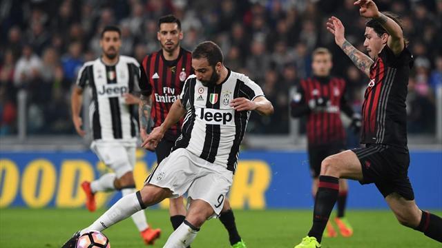 Milan, Higuain in dirittura. Poi si chiude per Bonucci-Caldara
