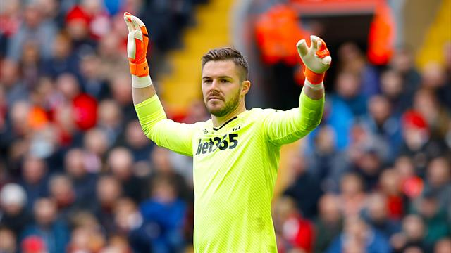 Jack Butland expected to stay at Stoke
