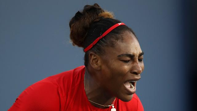 Tournoi de San José: Serena Williams