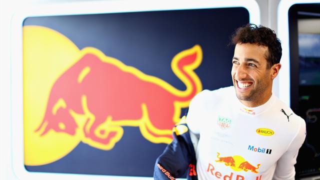 Daniel Ricciardo Red Bull'dan ayrılıyor