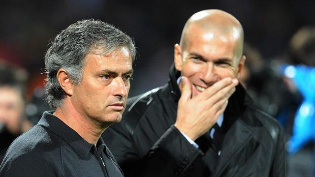 Trainerwechsel bei United: Zidane statt Mourinho?