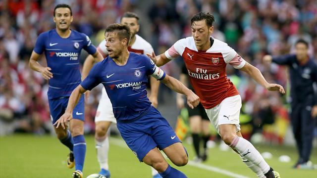 Arsenal s'offre la répétition générale face à Chelsea