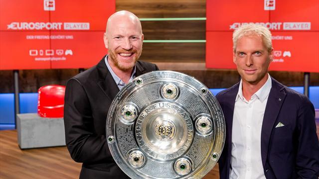 """NEU bei EUROSPORT: Sammer im Free-TV mit """"Matchday - Warm Up"""""""
