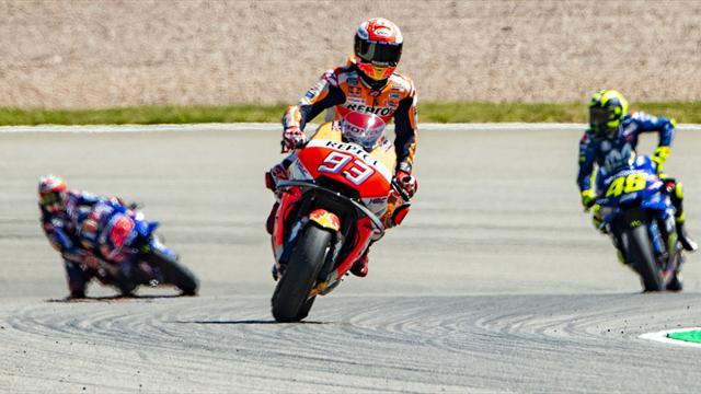 MotoGP Brno: Marquez în fața cursei cu numărul 100 în MotoGP