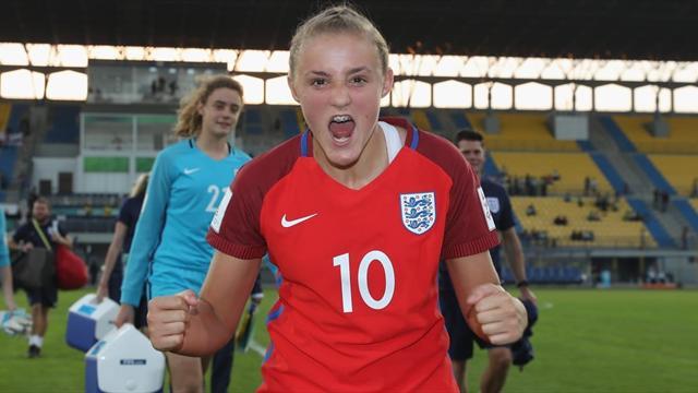 Световното по футбол за жени до 20 г. по Евроспорт